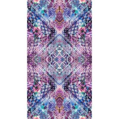 Fiorella  Digiprint By Rjr Studio For Rjr Fabrics - Amethyst
