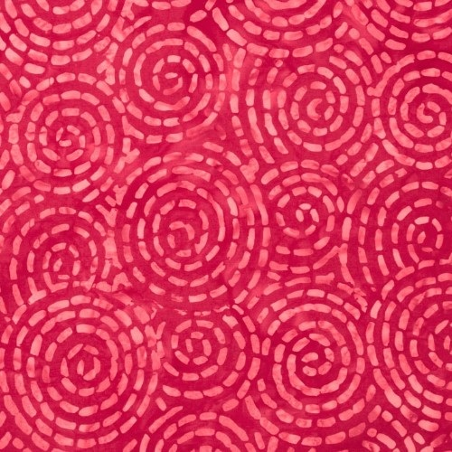Fire And Ice Batiks By Moda - Circles