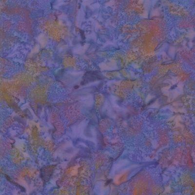 Bahama Batiks By Moda - Purple Passion