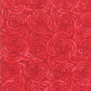 Bahama Batiks By Moda - Crimson