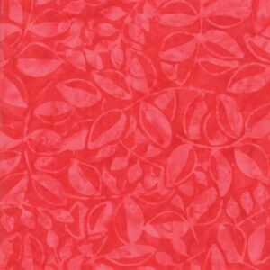 Bahama Batiks By Moda - Ruby