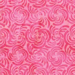 Bahama Batiks By Moda - Hot Pink
