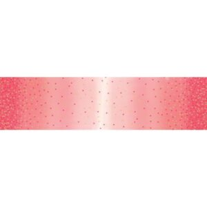 Ombre Confetti Metallic By V & Co By Moda - Popsicle Pink