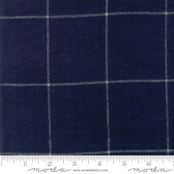 Cottonworks By Minick & Simpson For Moda - Navy