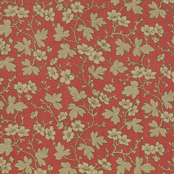 French General Favorites By Moda -  Red