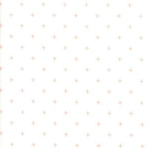 Breeze By Zen Chic For Moda - White - Coral