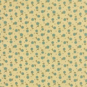 Prints Charming By Sandy Gervais - Cream/Teal