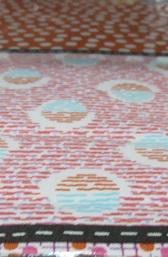 Lollies - Specks/Lollies By Jen Kingwell - Lava