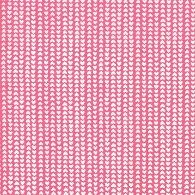 Llama Love By Deb Strain For Moda - Rosy Pink