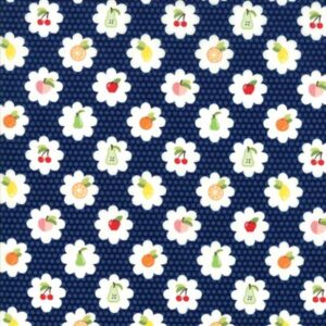 Orchard By April Rosenthal For Moda - Blueberry