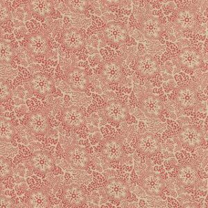 Autumn Lily By Blackbird Designs - Rosy Red Blooms