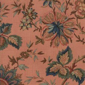 Grace's Garden 1830-1860 By Betsy Chetchian For Moda - Peony