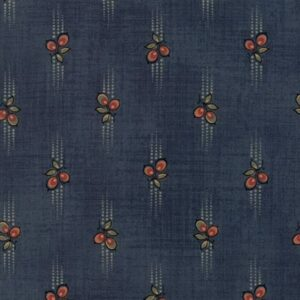 Grace's Garden 1830-1860 By Betsy Chetchian For Moda - Teal