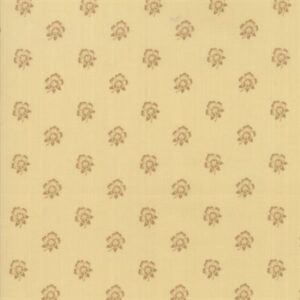Susanna's Scraps 1830-1875 By Betsy Chutchian For Moda - Cream
