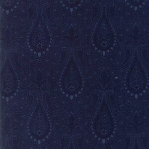 Sweet Blend By Laundry Basket Quilts For Moda - Blueberry