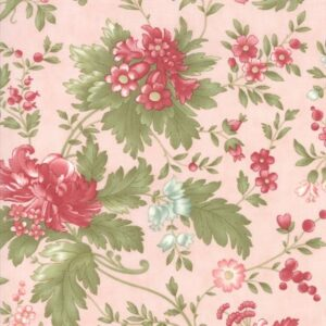 Rue 1800 By 3 Sisters For Moda - Rose
