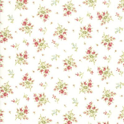 Rue 1800 By 3 Sisters For Moda - Porcelain