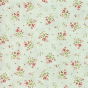 Rue 1800 By 3 Sisters For Moda - Robin's Egg