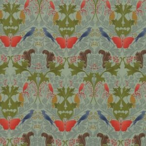 Voysey 2018 By  V & A For Moda - Seafoam