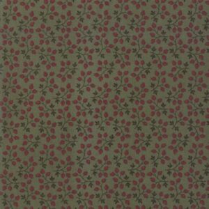 Milestones By Kansas Troubles Quilters For Moda - Green