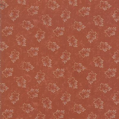 Milestones By Kansas Troubles Quilters For Moda - Orange