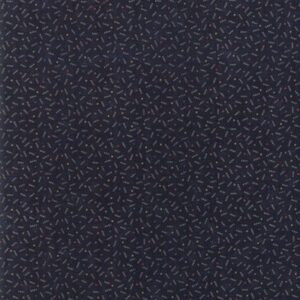 Milestones By Kansas Troubles Quilters For Moda - Navy