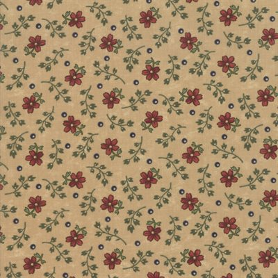 Milestones By Kansas Troubles Quilters For Moda - Tan