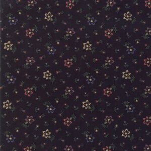 Through The Years By Kansas Troubles Quilters For Moda - Black