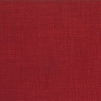 Weave By Moda - Country Red