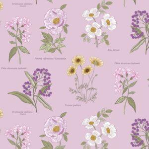 Botanic Garden By Lewis & Irene - Lilac