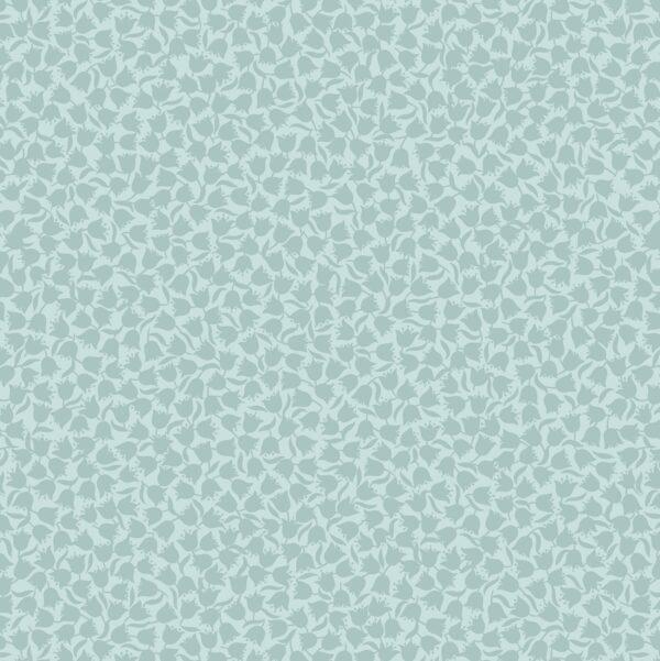 Tulip Fields By Lewis & Irene - Light Blue