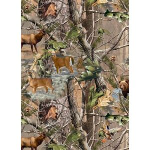 Realtree Flannel By Sykel Enterprises