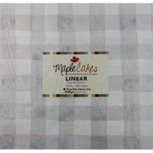 Linear Assortment Maple Cakes - 40 Pcs./ Packs Of 4