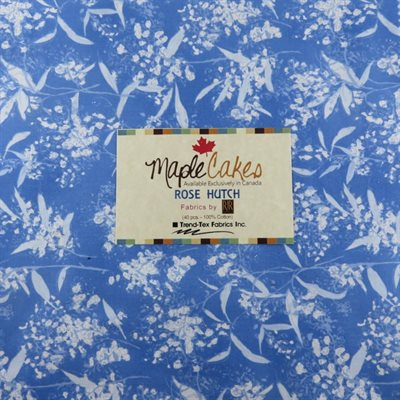 Rose Hutch Maple Cakes - 40 Pcs./ Packs Of 4