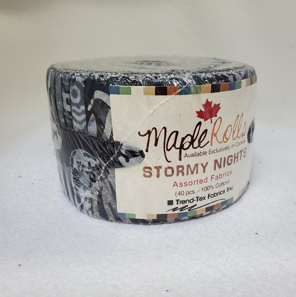 Stormy Nights Assortment Maple Rolls