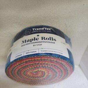 Quilter's Coordinates/Colour Maple Rolls
