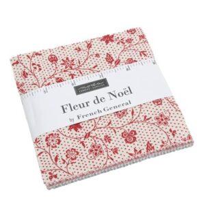 Fleur De Noel Charm Pack