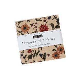 Through The Years Charm Pack By Moda
