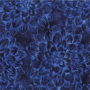 Bali Batiks By Hoffman - Iris