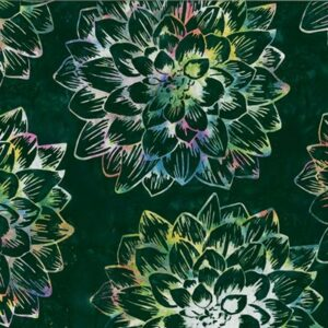 Bali Batiks By Hoffman - Emerald