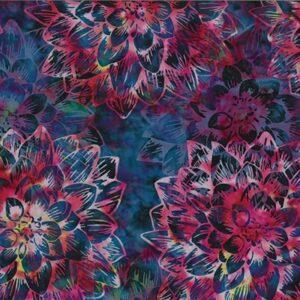 Bali Batiks By Hoffman - Fuchsia