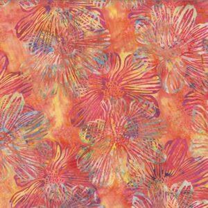 Bali Batiks By Hoffman - Sherbet