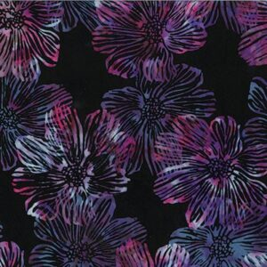 Bali Batiks By Hoffman - Electric Purple