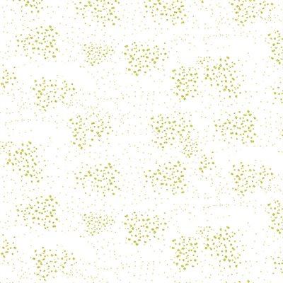 Graceful Garden By Hoffman - White/Gold