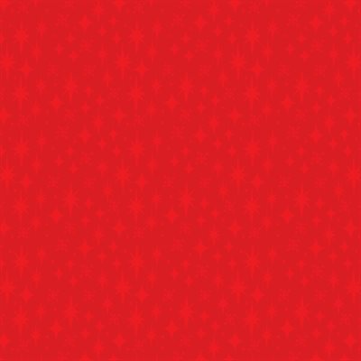 Stars By Sue Marsh For Rjr Fabrics - Red