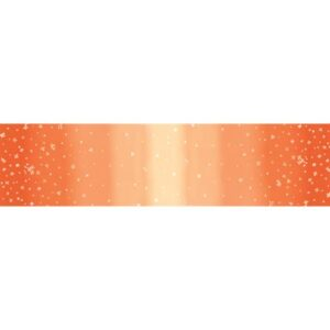 Ombre Bloom By V & Co. For Moda - Tangerine