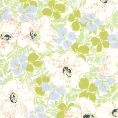 Fine And Sunny By Jen Kingwell For Moda - Pistachio