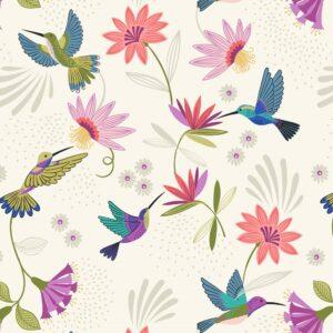 Hummingbird By Lewis & Irene - Cream