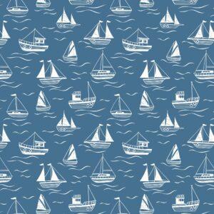 Thalassophile By Lewis & Irene - Dark Blue