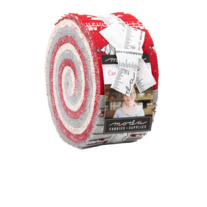 Country Christmas Jelly Roll By Moda